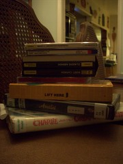 my gifts from the library