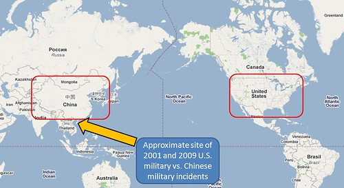 OnoTech Ethan Stock On Technology Reality Check Of The Day - Us china map