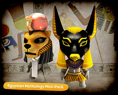 LittleBigPlanet Egyptian Mini-Pack