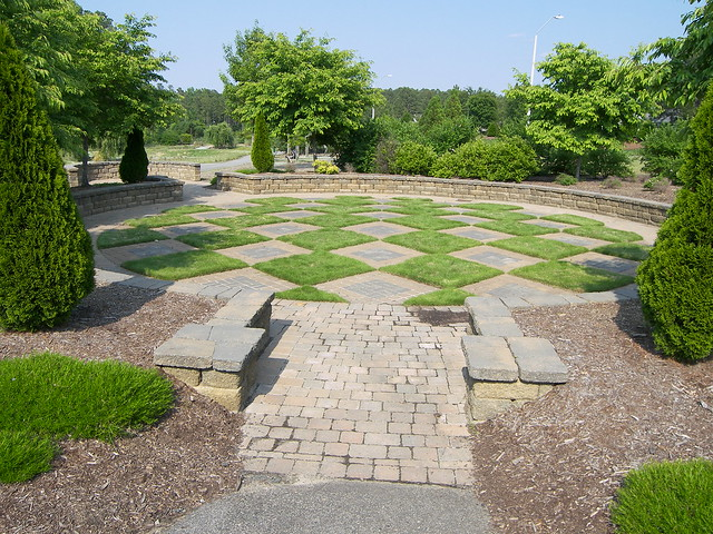 Cary NC :  Sears Farm Road Park