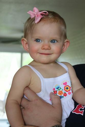 Ladybug, Age 11 Months