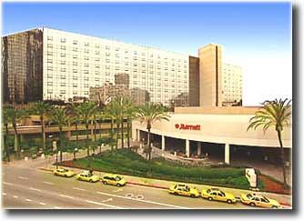 JW Marriott Hotels & Resorts Los Angeles