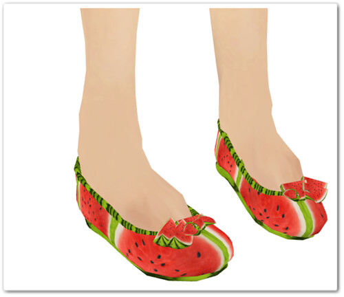 BB - Watermelon Dress