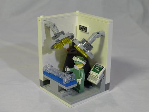 Custom minifig custom minifig surgeon