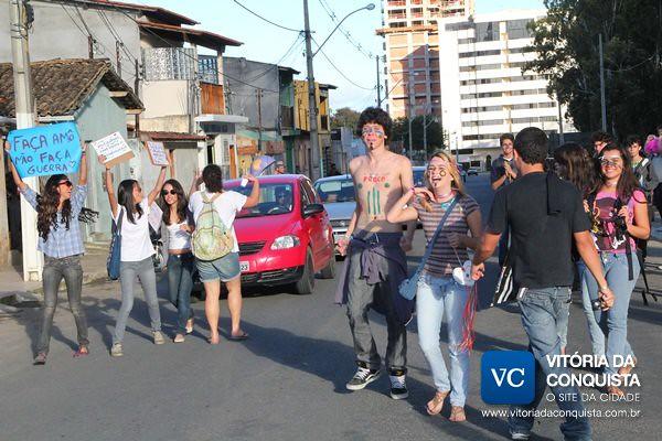 Escort girls in Vitoria da Conquista