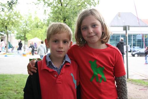 IJverige Wijven /buurtfeest Nieuw-Gent 25 juni 2011