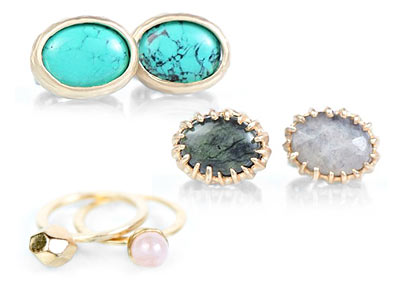 Wanderlust and Co - Moonstones