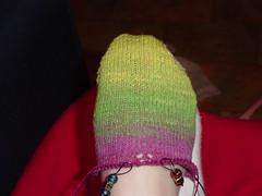 noro milkmaid sock