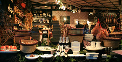 Luxury (ImageLink) Tags: xmas germany deutschland am fantastic colorful europe top frankfurt champagne main great goods hi luxury frankfurtammain vitrine plim canoneos400ddigital imagelink canonefs1855mmis