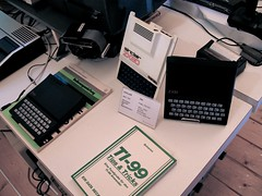 Sinclairs (Marcin Wichary) Tags: museum germany book solothurn sinclair zx81 ti99 computerhistory zx80 computermuseum pcmuseum