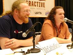 Charles McCathieNevile + Chris Wilson