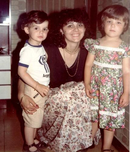Jaime, Ma y Sandra