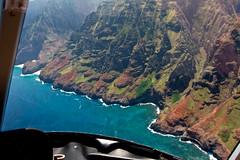IMG_16483 v2 (Jared Wilson) Tags: ocean hawaii coast pacific helicopter kauai napali