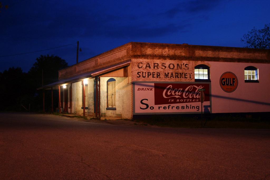 Carson's Super Market