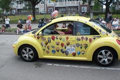 balloon bug (patti_rose) Tags: houston artcarparade 2008artcarparade