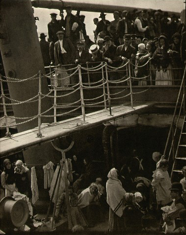 stieglitz_The_steerage-1907
