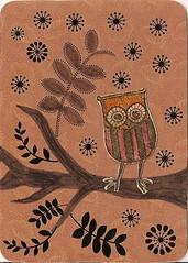 Ozzy the Owl