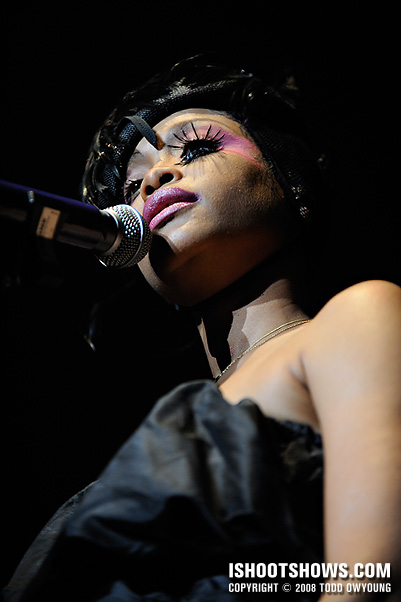 Erykah Badu @ the Fox Theatre -- 2008.05.29