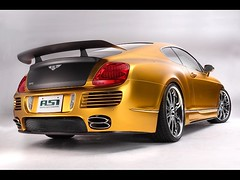 2008 ASI Bentley W66 GTS Gold 7