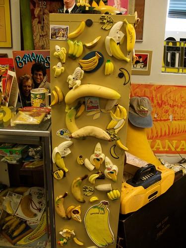 Banana Fridge Magnets