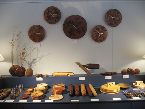 Wooden souvenirs: kitchen stuff