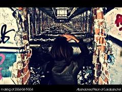 2008-06-11-002 (Alex //Berlin _ Alexander Stbner) Tags: madrid urban espaa berlin abandoned alex de spain nikon d prison urbanexploration jail exploration 60 spanien d60 carabanchel nikond60 infinestyle carceldecarabanchel diamondclassphotographer alexberlin theperfectphotographer crcel