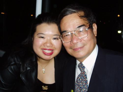 Joz & her Dad