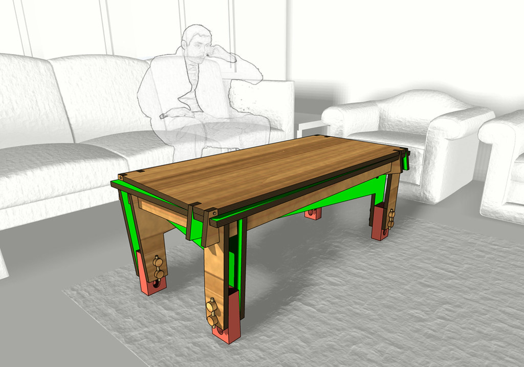Perpetual Table (green)