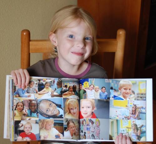 kindergarten photo pages