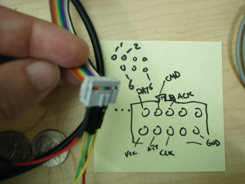 Psx Near Future Laboratory Playstation 2 Circuit Diagram These Signals Are Analogous To The Ones Ps2 Uses Only With Somewhat Different Names They Cmd Mosi Data Miso Clock Sck Att Ss And Ack