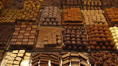 Chocolate (CoffeeBubble) Tags: brown switzerland sweet chocolate chocolatery