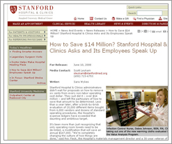 Quicken Loans says Stanford Hospital is the DIFF! by whatsthediffblog, on Flickr Quicken Loans blog