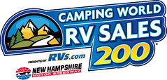 2008 Camping World 200 logo