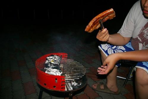 鹹豬肉BBQ