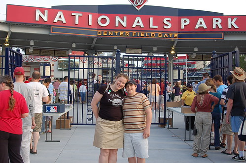 Nationals Stitch and Pitch