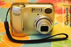 Coolpix5100 - Kamera tuaku Nikon Coolpix 5100