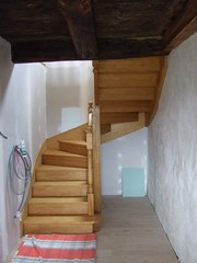 Staircase finished