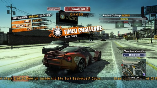 Burnout Paradise Timed Challenges _03