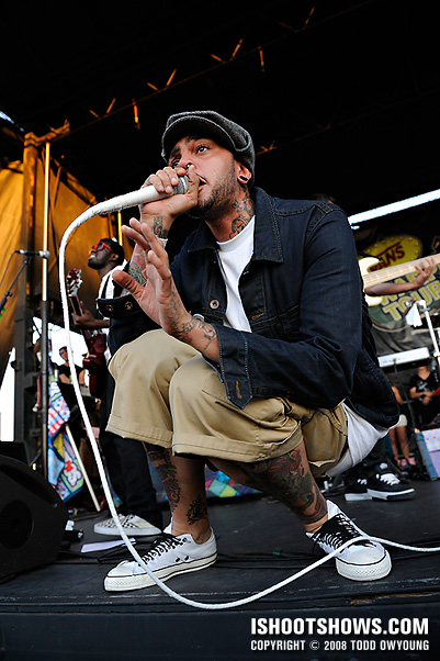 Gym Class Heroes @ Warped Tour
