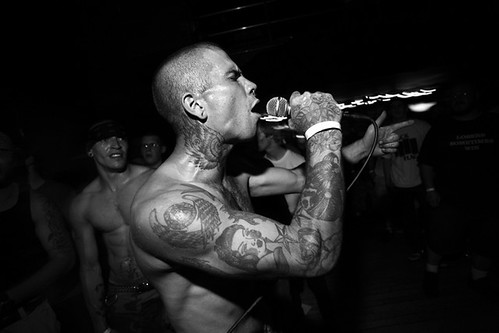 Where to Look for Cool Punk Rock Tattoos That Would Make Henry Rollins Proud
