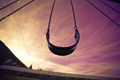 a childhood memory (Luis Montemayor) Tags: mexico dawn swing amanecer realdecatorce columpio dflickr dflickr180307