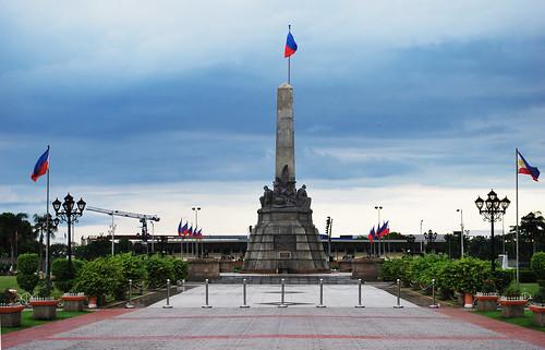 Rizal Park Facing Quirino Grandstand