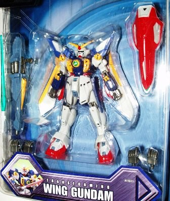 MS Gundam Transforming Wing Gundam New a by you.