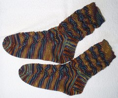 Spring Forward Socks