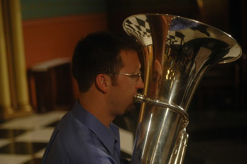 Jared Bulmer, tuba by you.