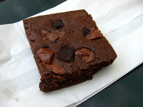 Mexican  Chocolate Brownie