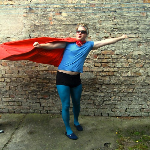 S is for Supersexy Superhero by karla_k, on Flickr