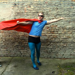 S is for Supersexy Superhero