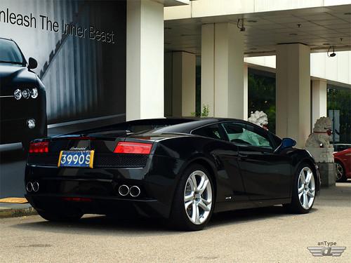 Lamborghini Gallardo Lp560 4 Black. Lamborghini Gallardo LP560-4