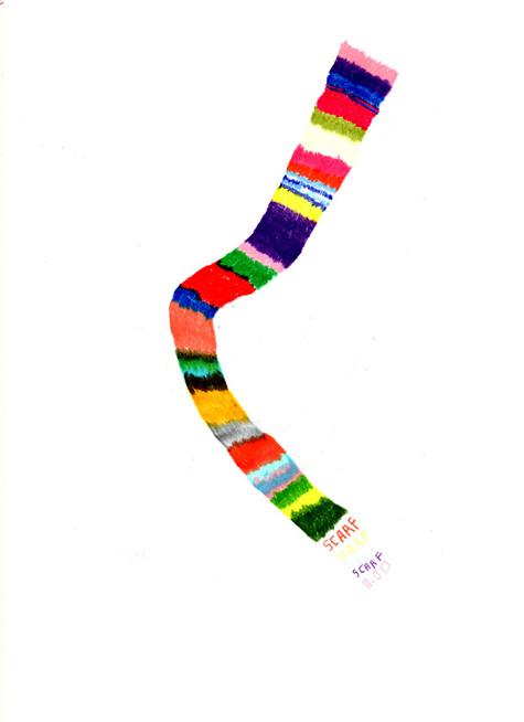 sneakpeakscarf